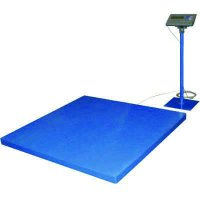 Vestil Electronic Digial Scale SCALE-S-CFT-44-5K