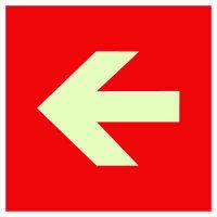 SetonGlo™ Fire Safety Symbol Signs