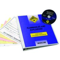 Flammables & Explosives in the Lab - Safety Training Videos