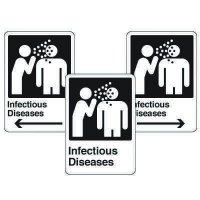 Wayfinding Signage - Infectious Diseases