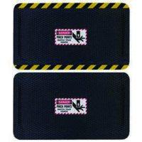 Hog Heaven Safety Message Anti-Fatigue Mats - Danger Pinch Points
