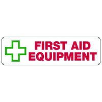 First Aid Equipment (Symbol) - Industrial First Aid Signs