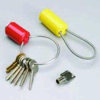 Locking Key Rings