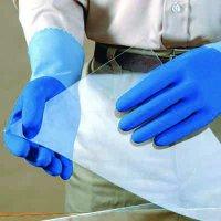 Mapa Blue-Grip Natural Rubber Gloves