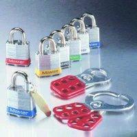 Individually Keyed Steel Master Lock Padlock