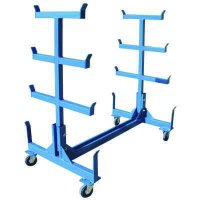 Mobile Bar Rack