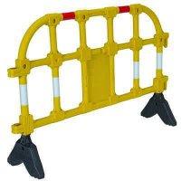 Plastic Interlocking Barriers
