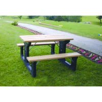 Plastic Picnic Tables