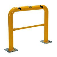 Removable High Profile Rack Guard