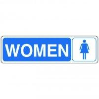 Restroom Signs - Women