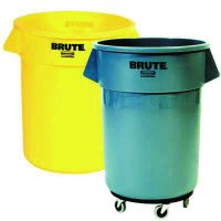 Rubbermaid®  Brute® 20 Gallon Trash Can & Lid