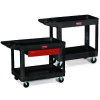Rubbermaid Heavy-Duty Utility Cart