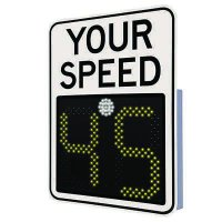 SafePace 475 Radar Feedback Sign