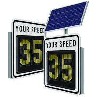 SafePace 650 Radar Feedback Sign