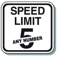 Semi-Custom Visitor Parking Signs