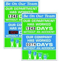 Stock Scoreboards - Be On Our Team