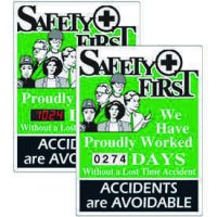 Stock Scoreboards - Safety First