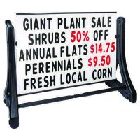 Swinger Plus Large Rolling Sidewalk Signs