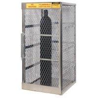 Aluminum Cylinder Lockers