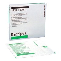 Bactigras Wound Dressings