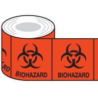 Biohazard Labels - Biohazard