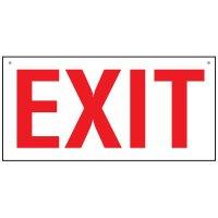Bulk Exit Signs - Exit