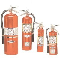 Amerex Class ABC Multi-Purpose Fire Extinguishers