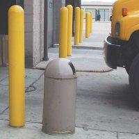 Custom Bumper Post Sleeves