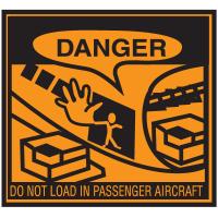 Danger Regulatory Labels