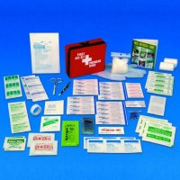 Deluxe Belt Pouch First Aid Kit