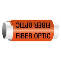 Fiber Optic - Snap-Around Electrical Markers
