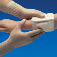 Sterile Industrial Style Emergency Bandage