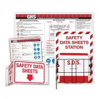GHS Deluxe Right-To-Know Station