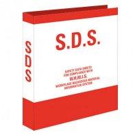GHS SDS Binders