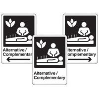 Wayfinding Signage - Alternative/Complementary