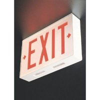 Heavy-Duty Exit Sign