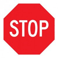 High Intensity Regulatory Signs - Stop