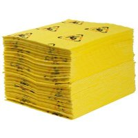BrightSorb® High-Visibility Safety Absorbent Pads