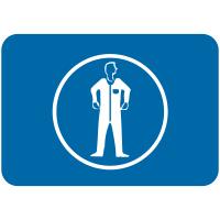 International Symbols Signs - Wear Protective Clothing