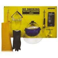IRONguard Complete Forklift Battery Protective Handling Kit