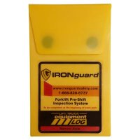 IRONguard™ Lift Truck Equipment Log