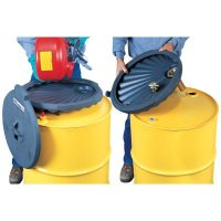 Justrite® Gator Spill Control Funnel Cover 28682