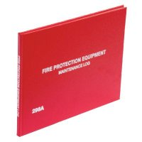 Fire Protection Equipment Log Book