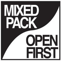 Miscellaneous Shipping Labels - Mixed Pack Open First
