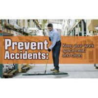 Motivational Banners - Prevent Accidents