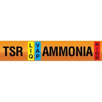 Opti-Code™ Ammonia Pipe Markers - Thermosyphon Return