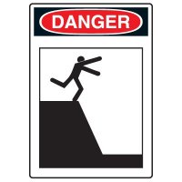 Pictogram Signs - Open Pit