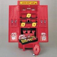 Brady® Portable Lockout Cart
