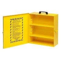 Prinzing® Metal Lockout Cabinet