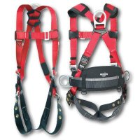 PROTECTA PRO Construction Style Positioning Harnesses